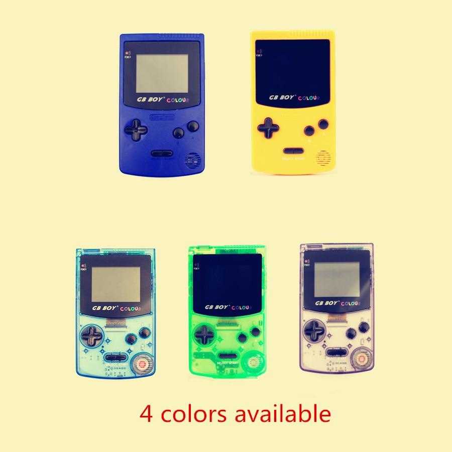 2 7 Inch font b Game b font Boy Classic Color Colour Handheld font b Game