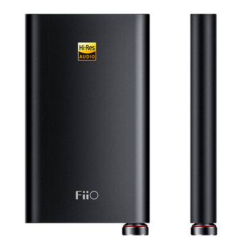 FiiO Native DSD USB DAC/Amplifier Q1 MKII for Apple iPhone iPad,FiiO DAC Ampifiler for Android/Computer/Sony/Xiaomi 1