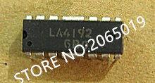 10 PÇS/LOTE LA4192 LA 4192 DIP-14