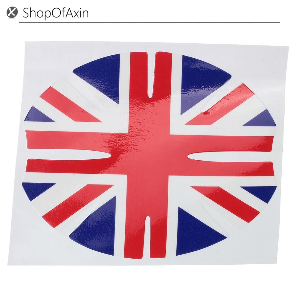 Car Door Bowl Sticker Uk Flag Union Jack Handle Scratch Guard
