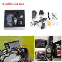 for BMW R1200GS ADV 2013 2017 2014 2015 2016 Motorcycle Windscreen wind wind lift remote control switch