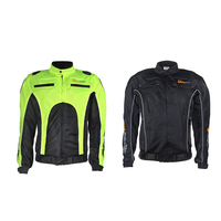1PCS Motorcycle Racing Breathable Jacket Protector Suits Motocross Protective Gear Body Armour Vest Clothing