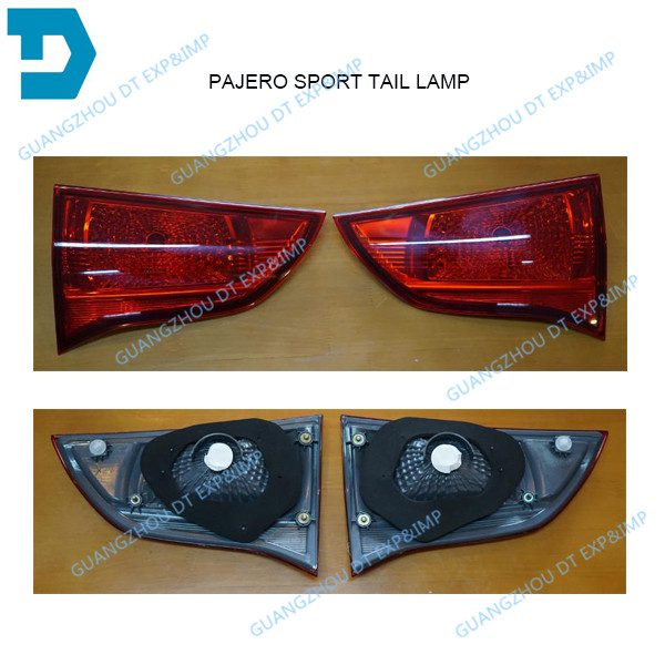 TAIL LAMP FOR PAJERO SPORT REAR LAMP FOR MONTERO SPORT CHALLENGER PARKING LAMP CHOOSE THE VERSION YOU NEED лодка intex challenger k1 68305