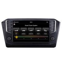 Android Авто GPS Радио Навигация для volkswagen b8 встроенный Canbus, внешний DVD плеер, поддержка swc, телефонная связь
