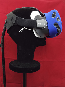 For HTC Vive Headset VR Silicone Case Cover VR Glasses Helmet Controller Handle Case Skin Shell VIRTUAL REALITY Accessories 5