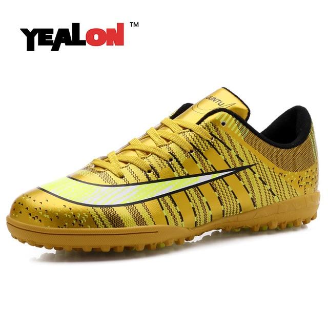 Zapatos de Futbol sala Para Niño Niños Hombres Voetbalschoenen YEALON Superfly  Fútbol Botas Superfly Zapatos de 595473db69202