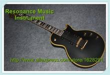 Top Qualität Mattschwarze Oberfläche ESP Eclips Elektrische Gitarren Chinese Mit Gloden Hardware