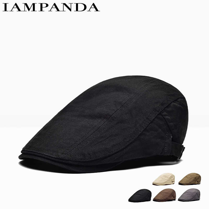 0e42ca1839c81 2017 Promotion 6 New Pattern Han Banchao Hat For Peaked Cap Leisure Time  Forward Solid Color