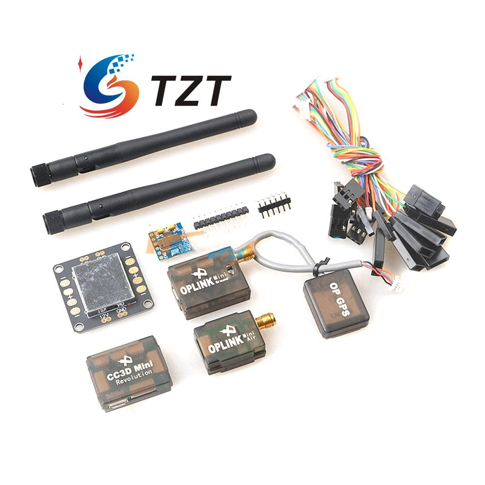 small resolution of fpv mini cc3d revolution flight controller op gps osd oplink 433mhz kit for