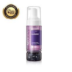 [NEOGEN] Dermalogy Real Fresh Foam 160g #Blueberry / Korea Cosmetic