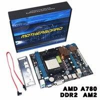 A780 Pulpit Komputera Płyta Główna Płyta Główna Obsługuje Pamięci DDR3 780G Dual Channel AM3 CPU 16G Pamięci Do Przechowywania