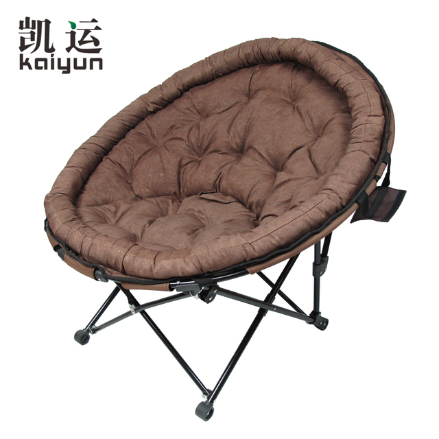 Fashion Deluxe King Moon Chair Chaise Lounge Chairs Resting Lazy Ikea Sofa Folding Reading