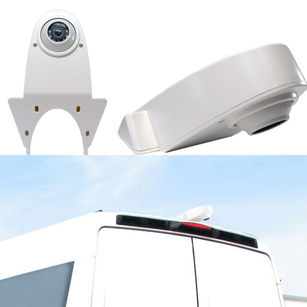 ФОТО Auto transporter car rear view parking back up camera for Mercedes Benz Sprinter Viano Vito waterproof VW Crafter T5 Master