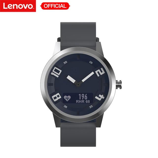 מקורי Lenovo שעון X Smartwatch עם ממילאנו רצועת 45 ימים המתנה זמן 80 M Waterproof קצב לב שעון חכם עבור IOS Andriod