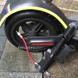 Mini Tragbare Xiaomi Mijia M356 Elektrische Roller Skateboard Radfahren Luftpumpe Reifen Inflator für Xiaomi Ninebot Pro Reifen Luftpumpe