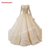 2779 Ivory Bridal Chic Wedding Dress Jacquard Gown