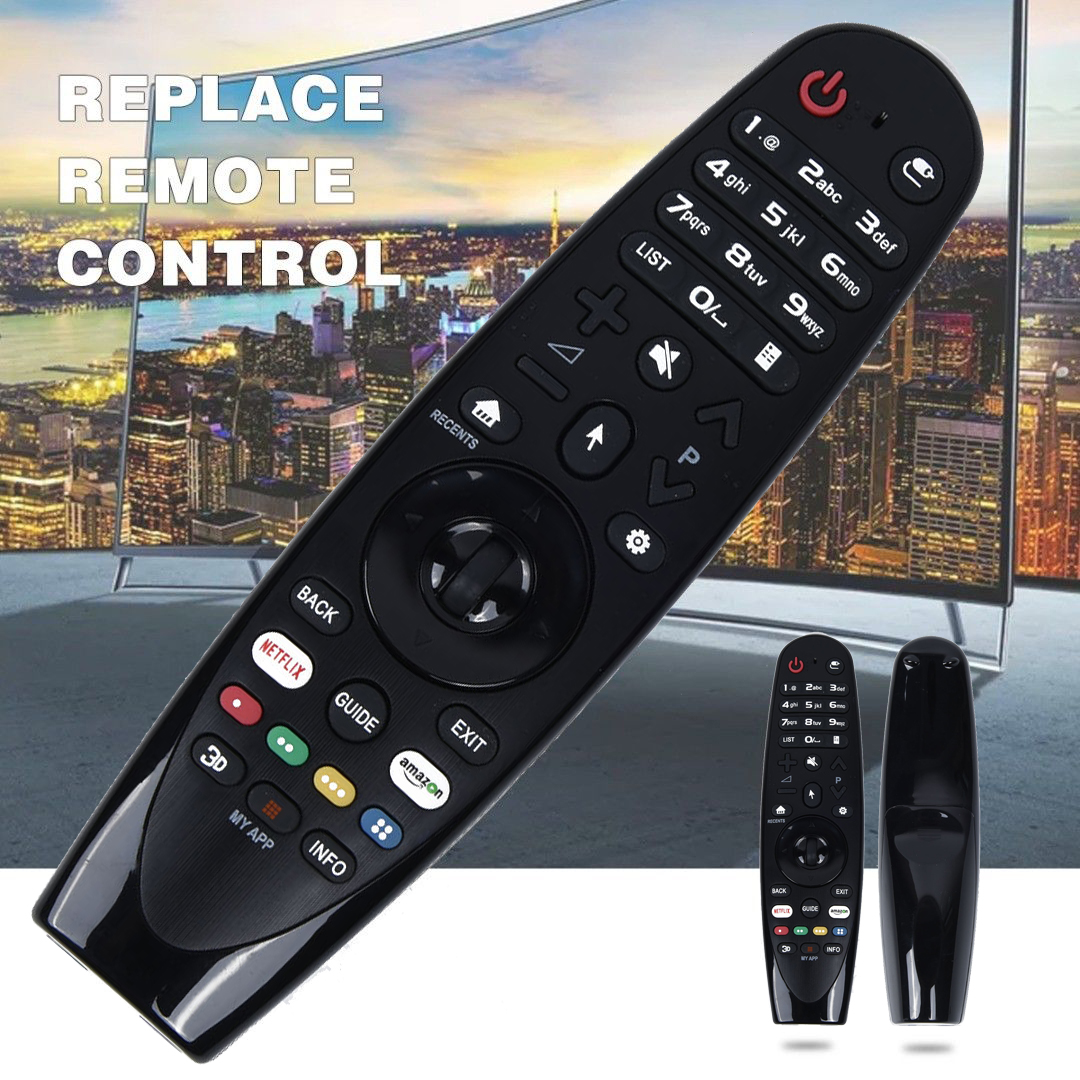 High Quality 433MHz Replacement TV Remote Control Controller AN MR650A For LG Magic 2017 Smart TVs in Remote Controls from Consumer Electronics