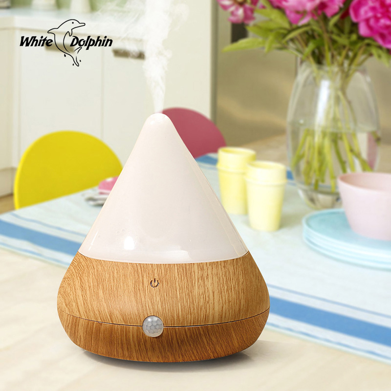 Electric Home Ultrasonic Aromatherapy Essential oil Aroma Diffuser Cool Mist Mist Maker LED Lamp USB Air humidifier Car цена