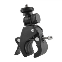 Bicycle Handlebar Mount 1/4 Screw Clamp Bracket Tripod For Camera DV for Gopro High Quality Free Shipping