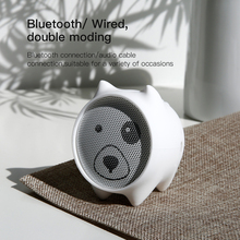 Mini Dogs Bluetooth Speaker