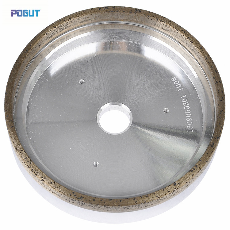 HIGH QUALITY Diamond Grinding Wheel 150*5*12, Abrasive wheel for glass beveling machine 4 inch 6 inch straight cup diamond grinding wheel for glass edger straight line double edging beveling machine m009 page 5