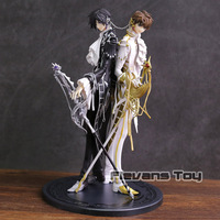 CLAMP Works in Code Geass Lelouch vs Suzaku PVC Figure Collectible Model Toy