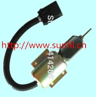 Wholesale Fuel shutdown solenoie SA-4532-24 with protector SA-4532 24V цена