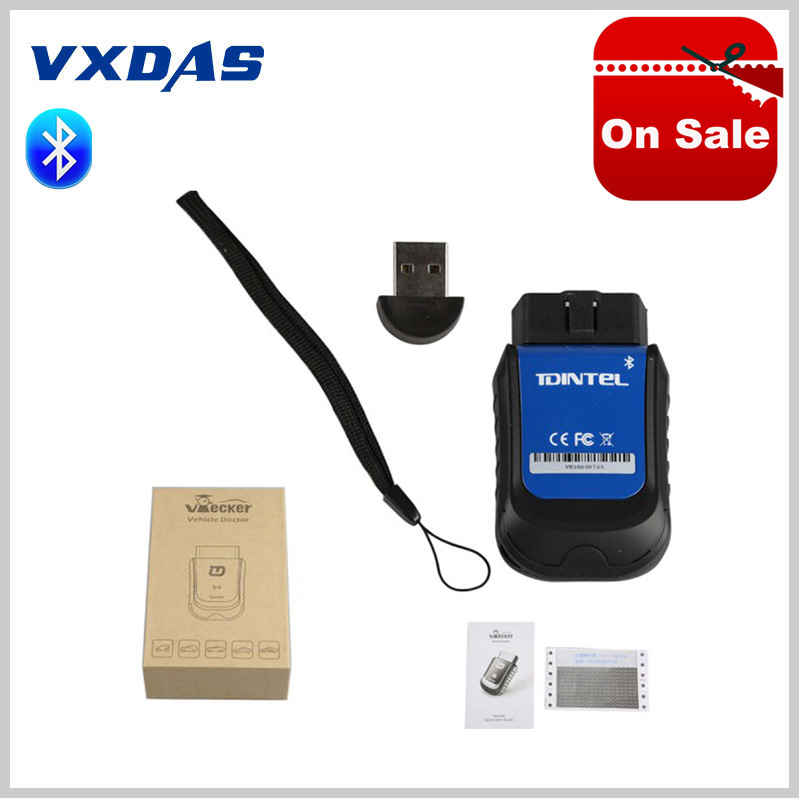 2016 Bluetooth VPECKER Easydiag V8.5 Scanner VPECKER OBDII Full Diagnostic Tool All System Code Reader Better Than X431 iDiag