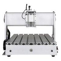 Quadro da máquina de trituração do cnc 3040 para a linha central 3 e 4 da máquina 500 w|milling machine frame|cnc 3040|cnc frame 3040 -