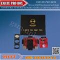 Hot! tudo Em um caixa E-MATE Emate pro caixa E-Socket SUPORTA BGA-153/169, BGA-162/186, BGA-529, BGA-221 CHIP de Caixa Riff para
