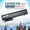 6 de celda de batería para hp 2533 t para elitebook 2530 p 2540 p para compaq 2400 2510 p nc2400 412789-001 hstnn-xb21 hstnn-xb22 hstnn-xb23