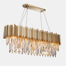 European style chandeliers simple dining room lamps crystal lamp postmodern living room chandelier lighting Fixture european style luxury 6 lights led chandelier crystal home ceiling fixture pendant lamp lighting dining room bedroom living room