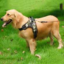 Hot Sale Small Medium Big Dog Harness Comfortable and Breathable O Style Strap