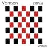 Vamson 32pcs/set 16pcs Curved Surface Mount Base+16pcs 3M Sticker For Gopro Hero 5 4 3+ for Xiaomi for Yi for SJ400 VP106O
