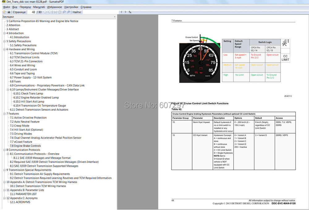 US $100 0 |2014 Detroit Diesel Application and Installation Manuals on  Aliexpress com | Alibaba Group