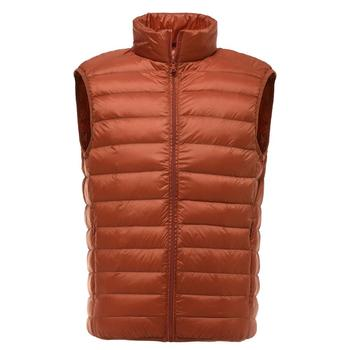 Ultralight White Duck Down Vest