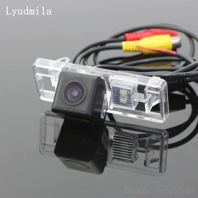 Lyudmila caméra de stationnement, avec tonalité pour Nissan Note, caméra de stationnement à recul, HD CCD, Vision nocturne, caméra de recul, 2003 ~ 2013