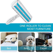 2019 New Pet Hair Remover Roller Self Cleaning Dog & Cat Hair Remover Fur Removal Roller pet hair remover pet dog cats fur