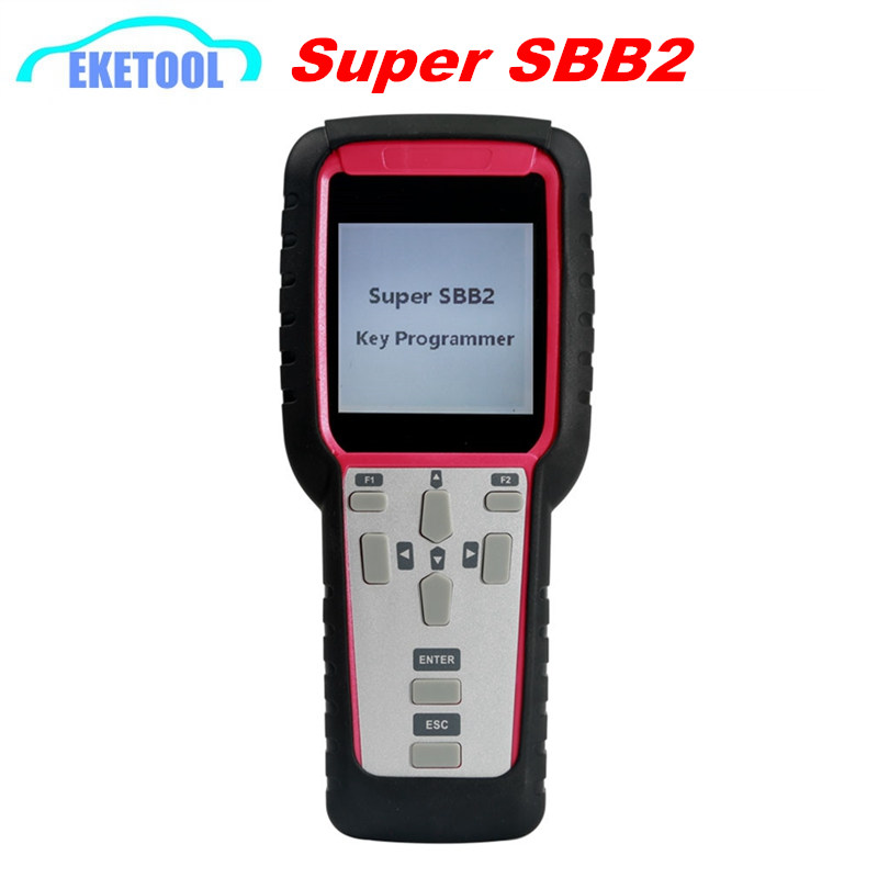 2019 New Professional Super SBB2 Key Programmer Oil Service Reset TPMS EPS BMS Multi Function Powerful