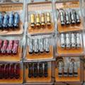 4 ШТ. Красочные Алюминиевого Сплава Рукав Шин Клапаны Автомобильных Шин Общего Вакуумные Носик Надувные Рот