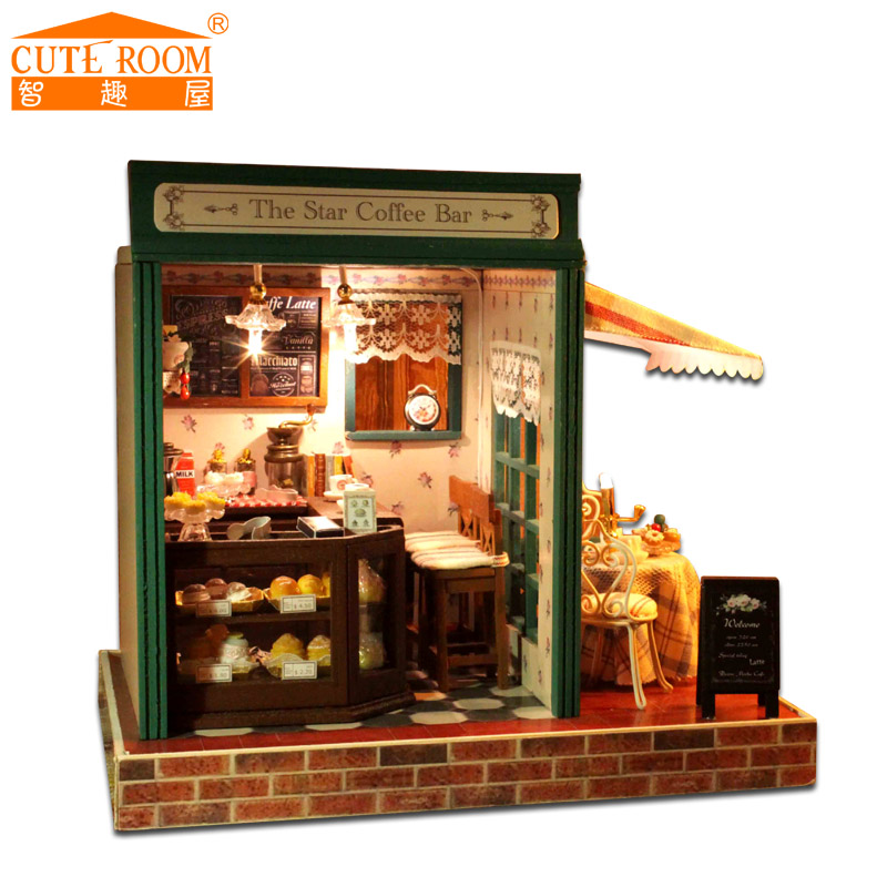 Aliexpress.com : Buy Home Decoration Crafts DIY Doll House