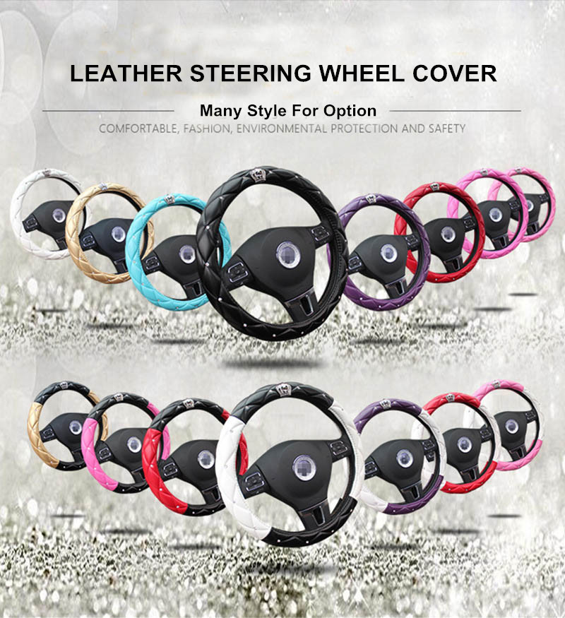 leather steering wheel cover 1_