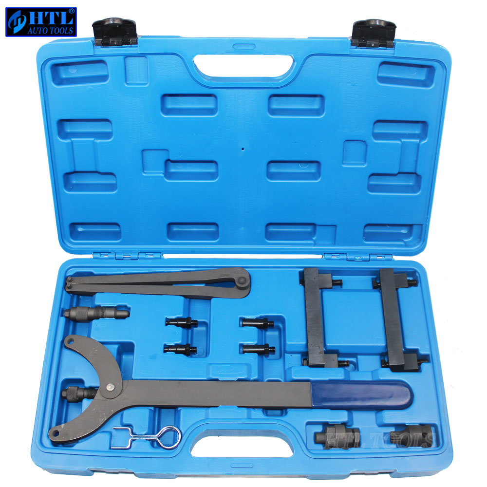 Timing Belt Locking Tool Timing Tool Kit For V6 2.4 /3.2 FSI Engine A4,A6,A8 utool engine camshaft crankshaft locking alignment timing tool kit for audi a2 a3 a4 a6 a8 2 4 3 2l v6 fsi t40070 t40069 t10172