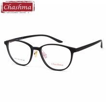 Chashma Brand Designer Cat Eye Frame Ultra Light Eyewear Fashion TR90 Frames Female Optical Eyeglasses for Women