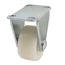 MYLB-2 Шт 25 мм Диаметр Колеса Фиксированного Типа Плоской Пластины Твердого Роликов Мнлз
