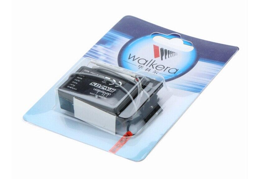 Walkera TALI H500 RC FPV Multirotor Part DEVO RX705 Receiver H500-Z-15 (DEVO-RX705 FCC) F09086 original walkera tali h500 fpv multirotor part worm servo tali h500 z 21 free shipping with tracking