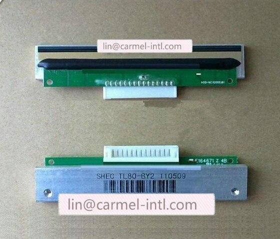 все цены на printer Thermal Printer Head SHEC-TL80 (HP300312A-G04) new original tl80-by2 E164671 Z 4B   tzx2008 e164671z3b hp300312a-g04 онлайн