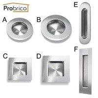 Probrico Diameter 12mm Length 100mm 320mm Hollow Stainless Steel Kitchen Cabinet Door T Bar Knob Furniture