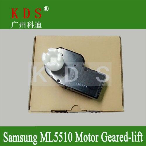 ФОТО Original Printer Parts for Samsung ML5510 CLX8380 8540 9250 9350 SL-M4370 5370 Motor Geared-lift JC31-00137A