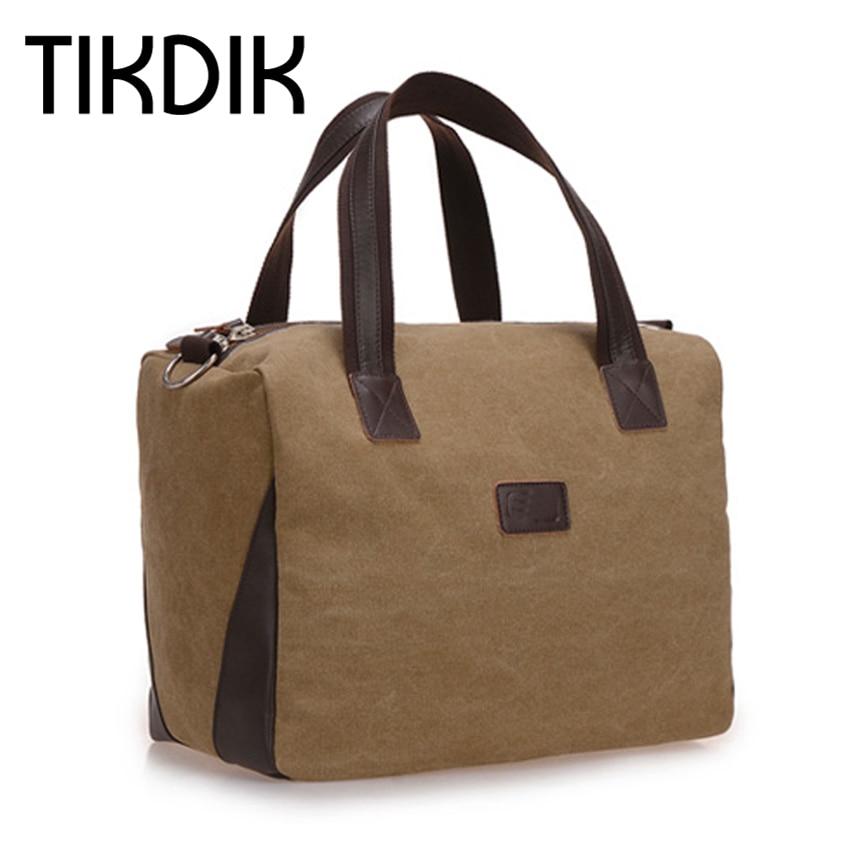 Monitoiminen kangas laukku laukut miehet liiketoiminnan laukku rento käsilaukku mies nahka messenger pussi tuotemerkin laatu vintage kannettavan tietokoneen laukku